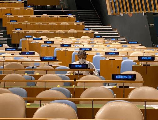 ONU y México, consejo de seguridad
