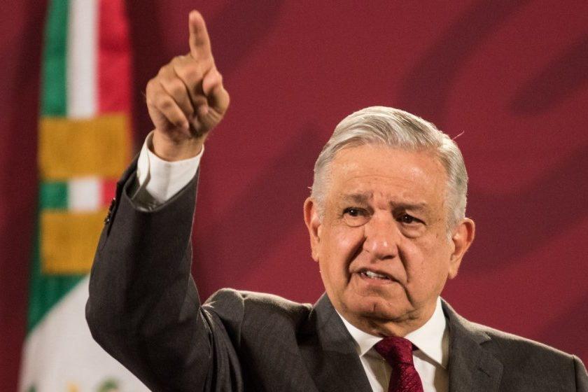 Andrés Manuel López Obrador sobre la crisis economica