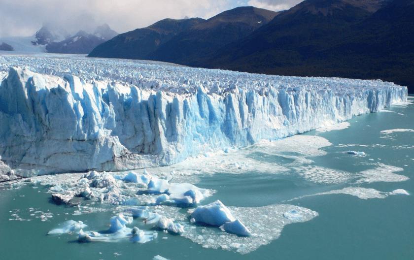 Deshielo de los glaciares de Groenlandia