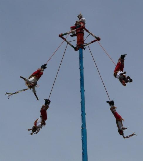 identidad cultural voladores de papantla