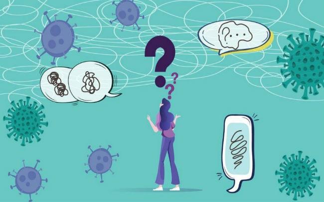 confusion y pandemia