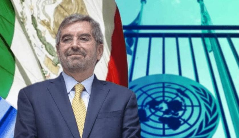 Mexico miembro del consejo de seguridad ONU