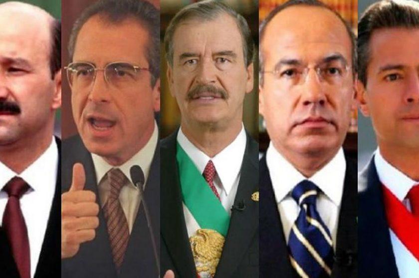 Juicio a expresidentes consulta