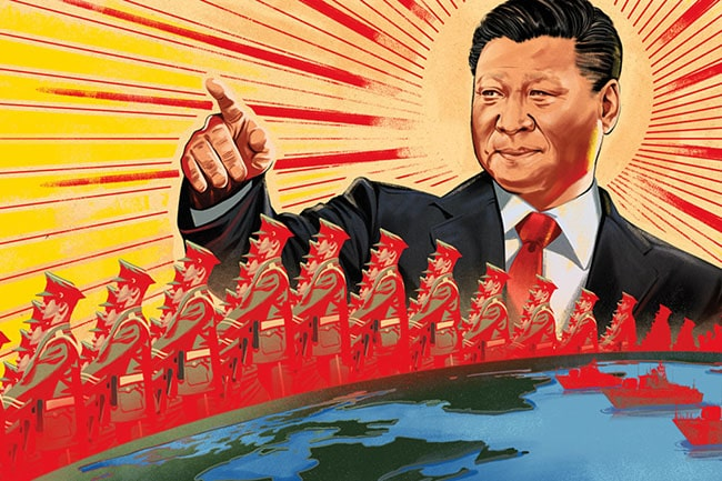 Xi China