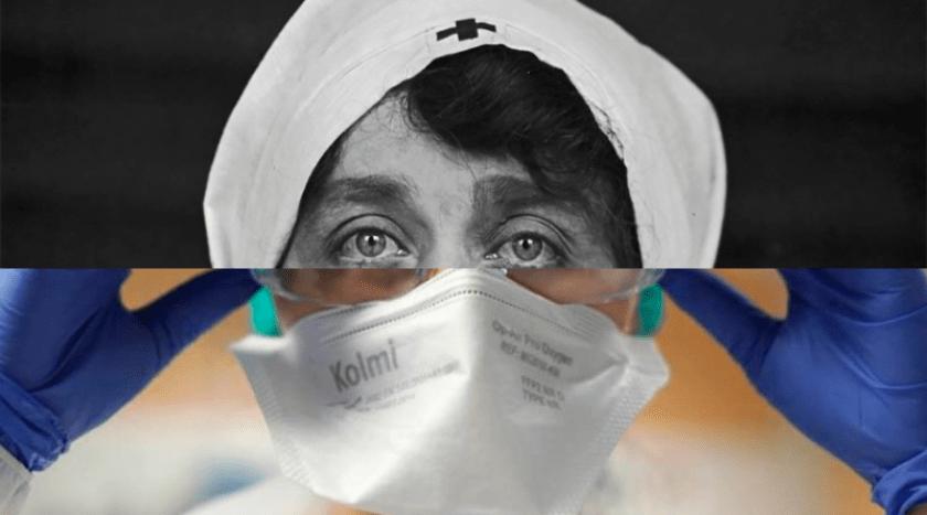 influenza espanola y coronavirus