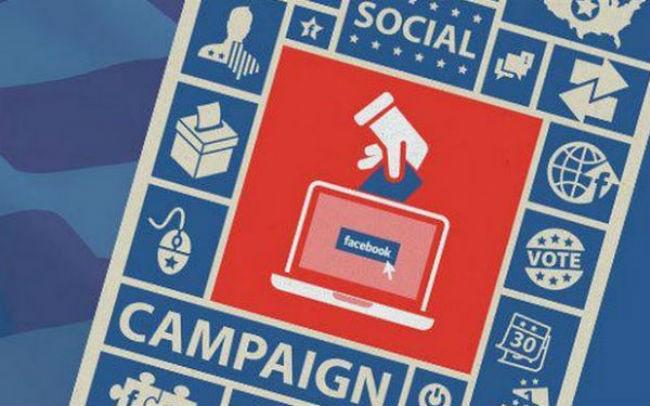 elecciones a traves de redes sociales