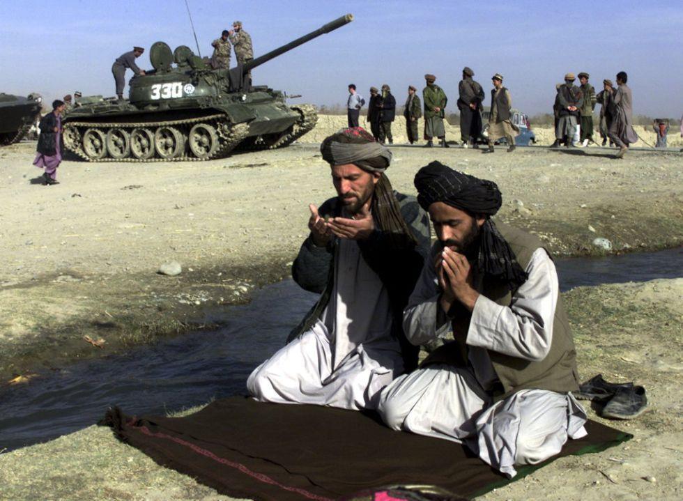 talibanes, ataque terrorista, 11-S