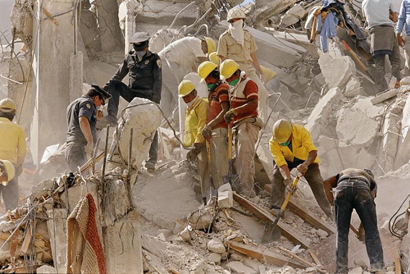 19 septiembre, terremoto