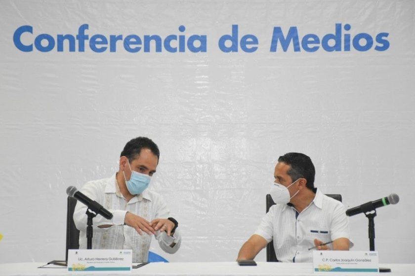 Acuerdo Quintana Roo y Hacienda