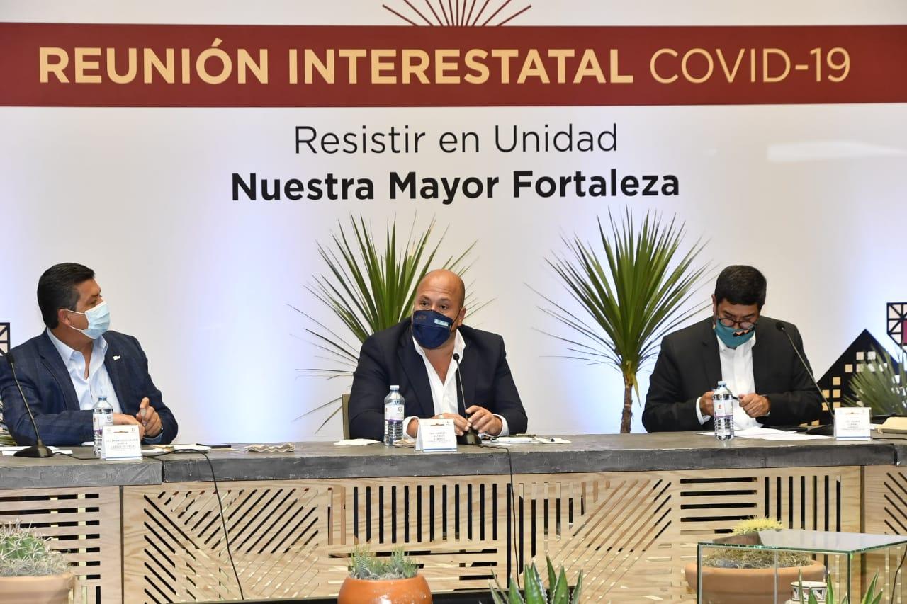 Gobernadores de Alianza Federalista abandonan la Conago