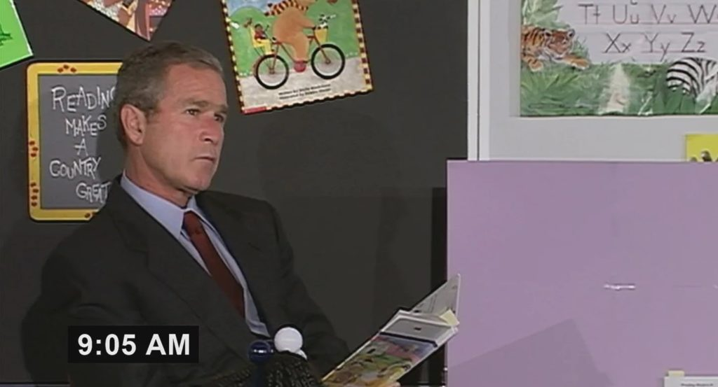 George W. Bush, Pet Goat