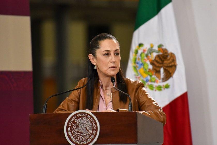 Claudia Sheinbaum Segundo Informe de Gobierno