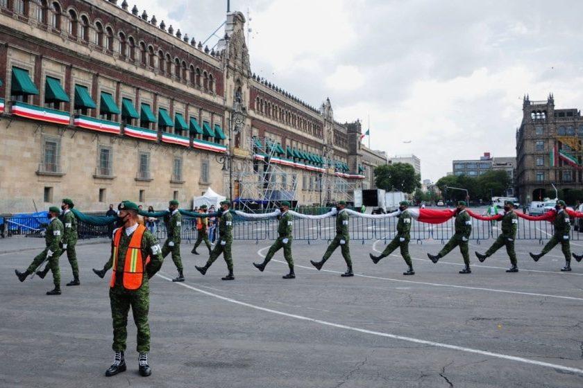 Cómo serán los festejos del 15 de septiembre 2020 en México