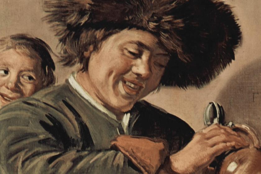 robo de pintura Frans Hals