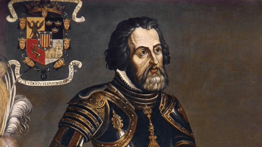 Hernan Cortes, La Conquista