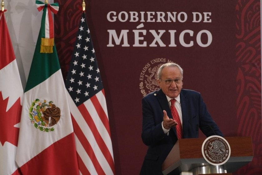 Candidato de México para dirigir la OMS Jesus Seade