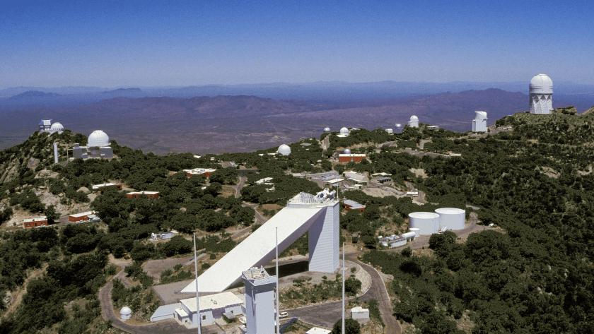 Kitt Peak National Observatory, Arizona