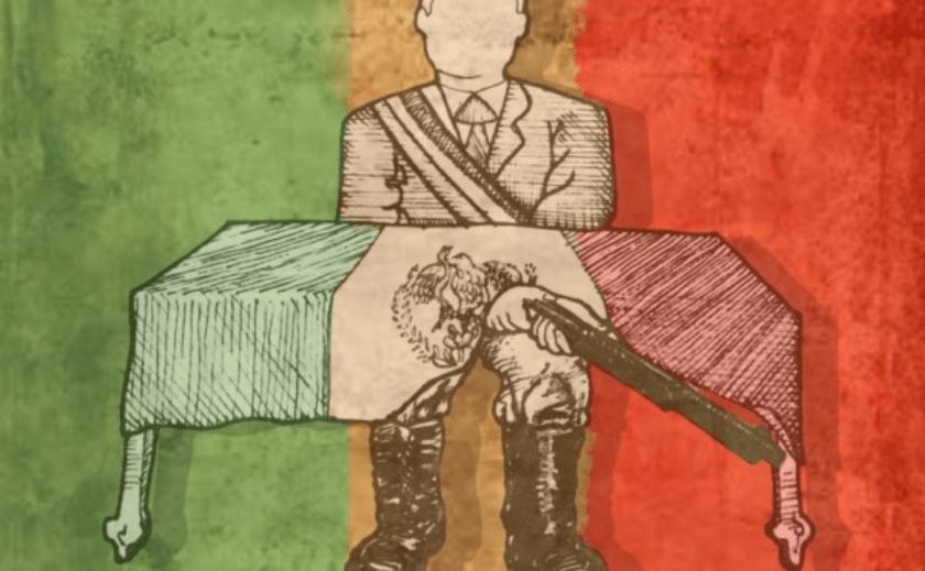 golpe de Estado en México