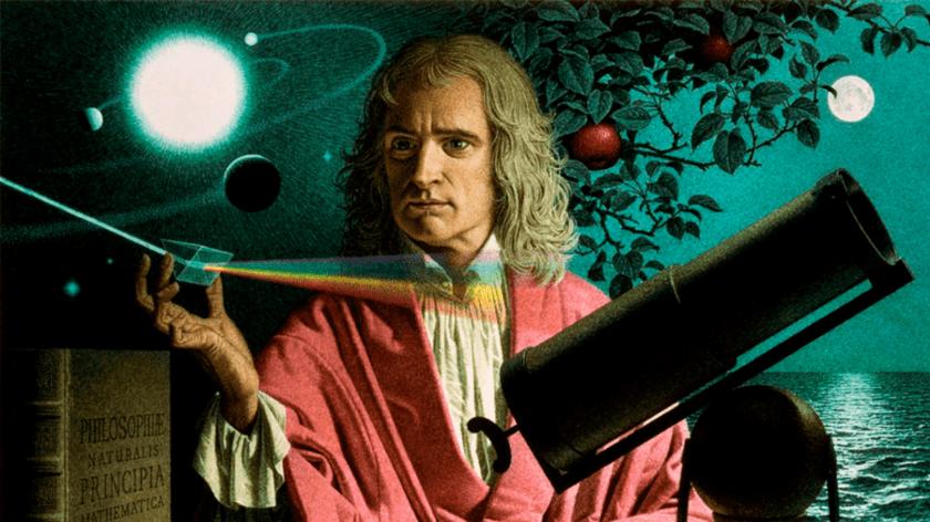 Newton y el arcoiris