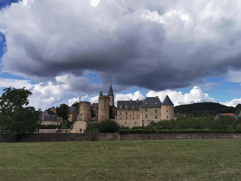castillo de Bournazel