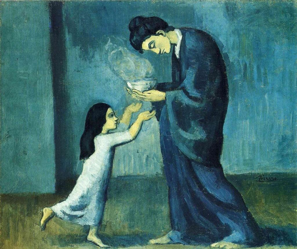 Picasso, arte