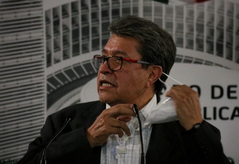 Senador Monreal propone cambios a política fiscal