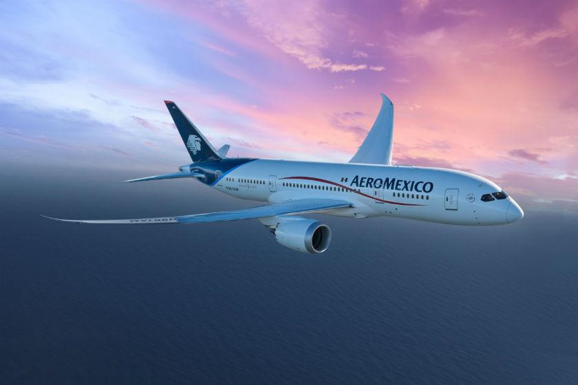 vuelos aeromexico sepiembre