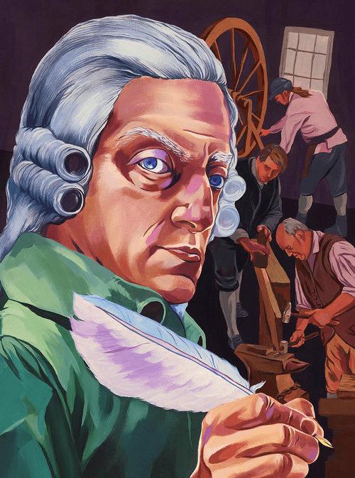 Adam Smith, mano invisible