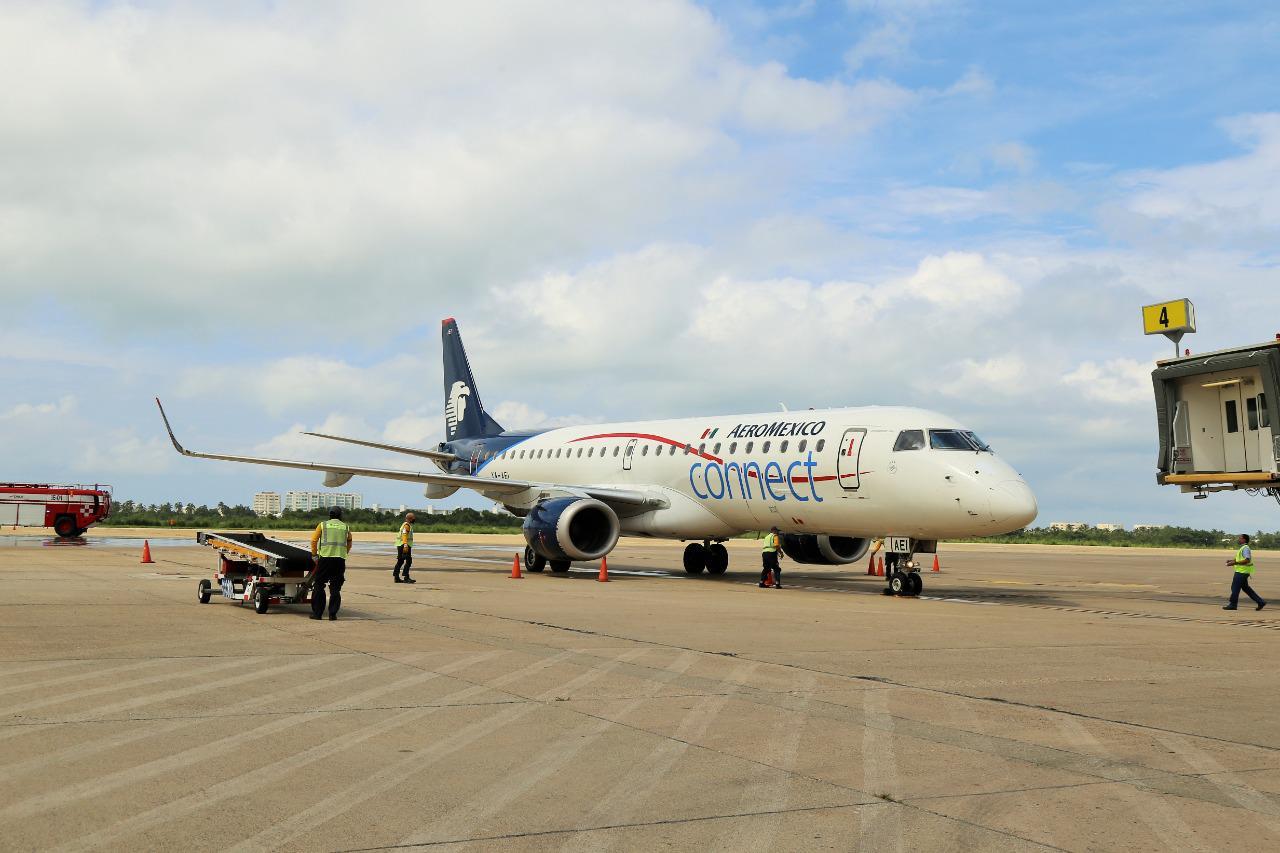 vuelos de Aeroméxico a Acapulco