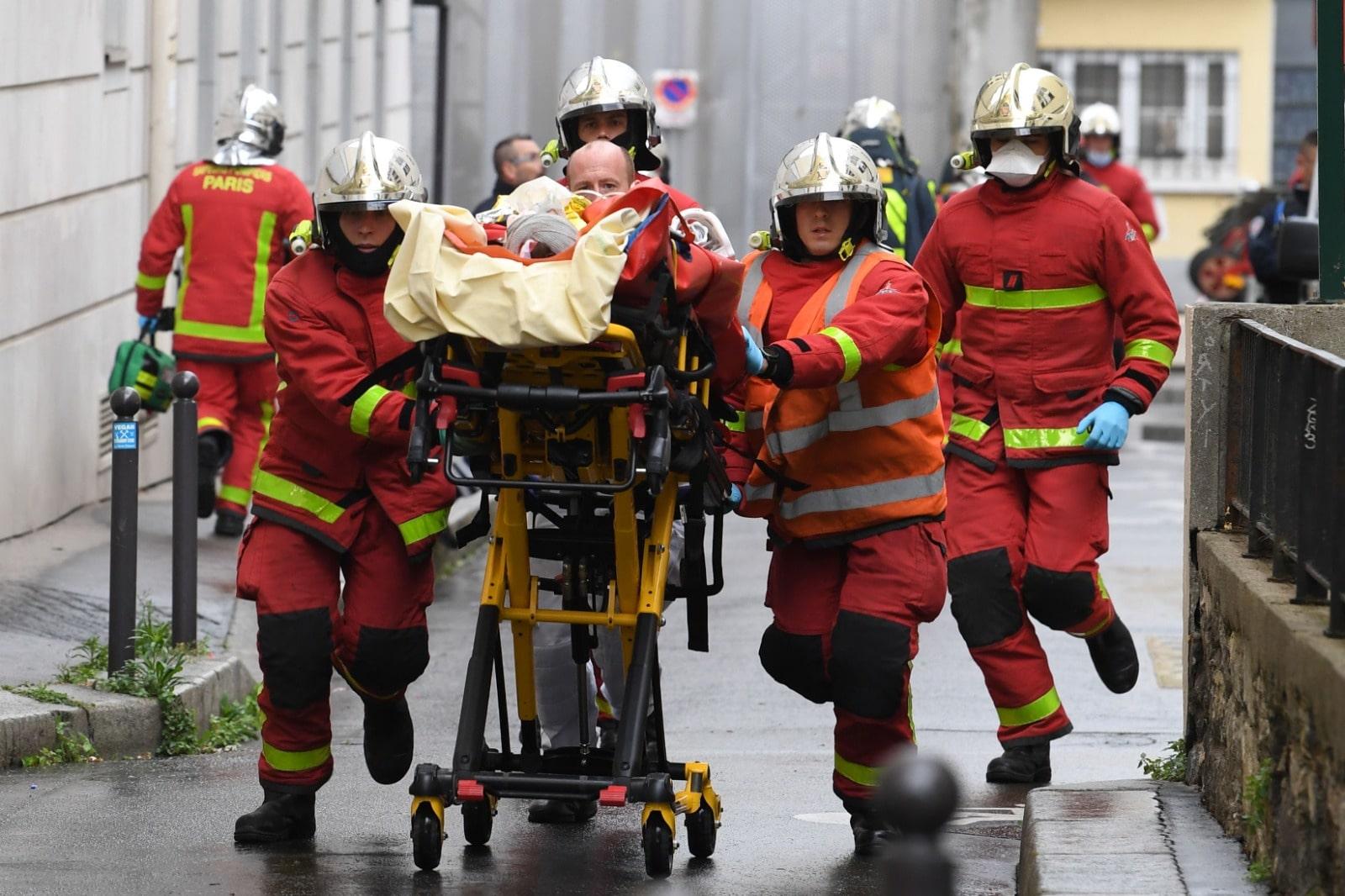 Ataque en Paris podria estar relacionado con Charlie Hebdo