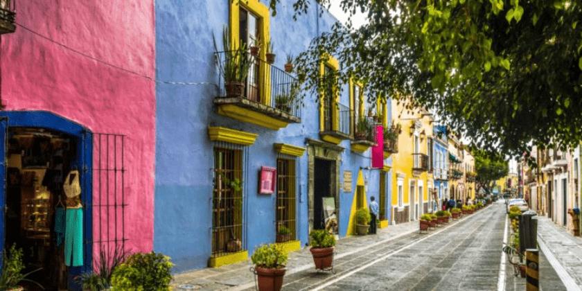 barrios de la ciudad de México