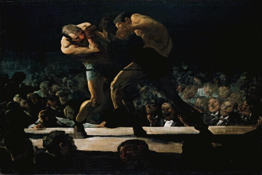 lamento del boxeador