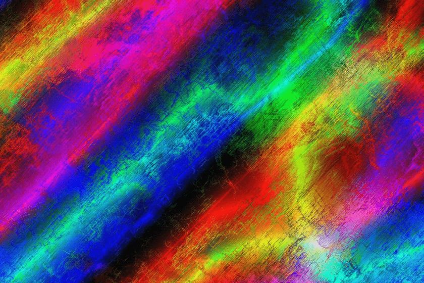 colores, toda la gama