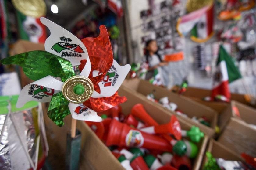 Fiestas Patrias y Grito de la Independencia 2020 en la CDMX