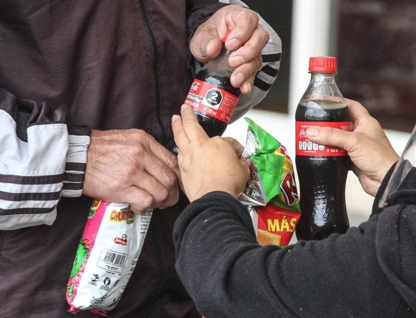 Alimentos chatarra en México y el reto del nuevo etiquetado
