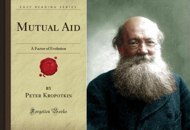 conducta moral Piotr Kropotkin