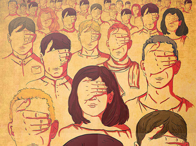 indiferencia sociedad