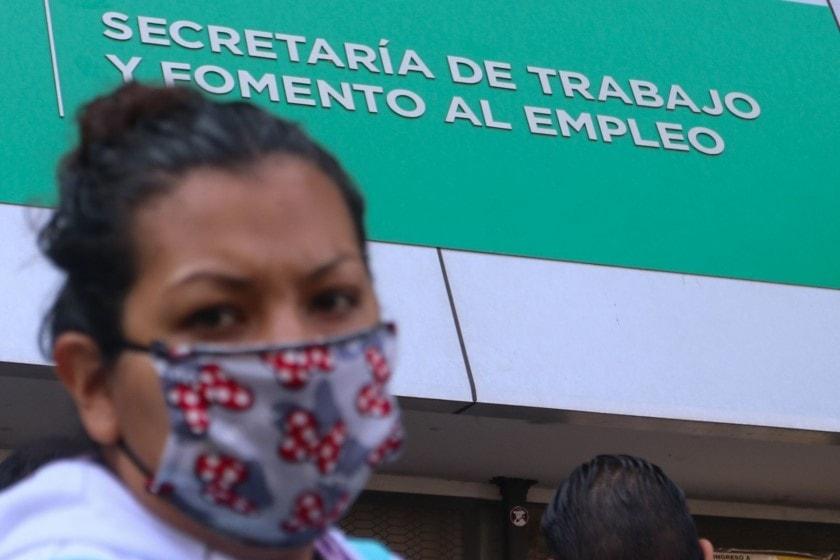 Comportamiento del empleo en México