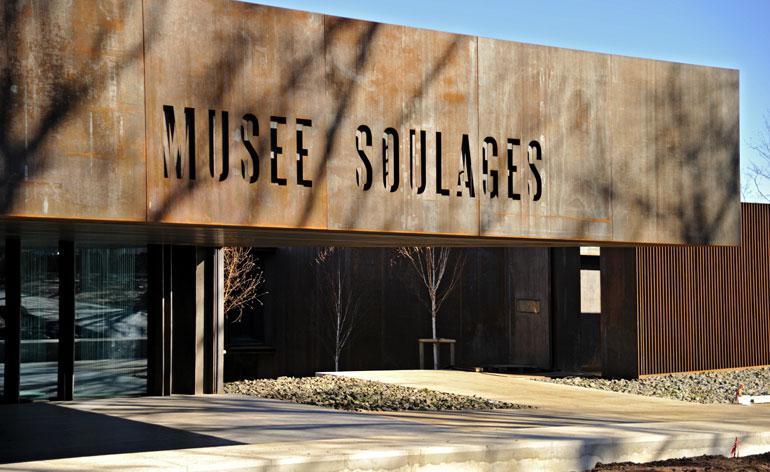 Museo Soulages en Rodez