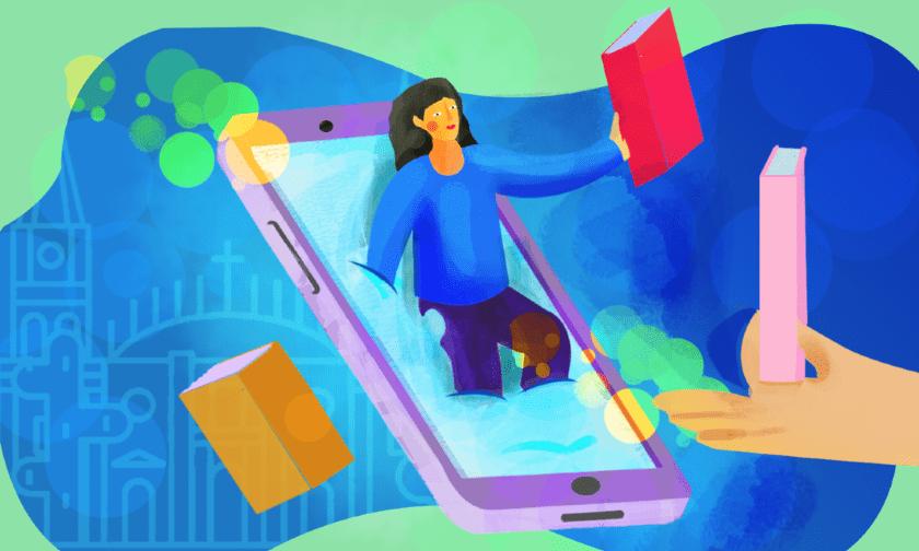 ferias del libro virtual