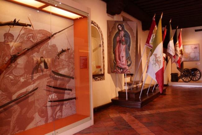 recorrido museo