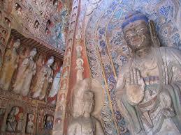lapislázul, pinturas budistas