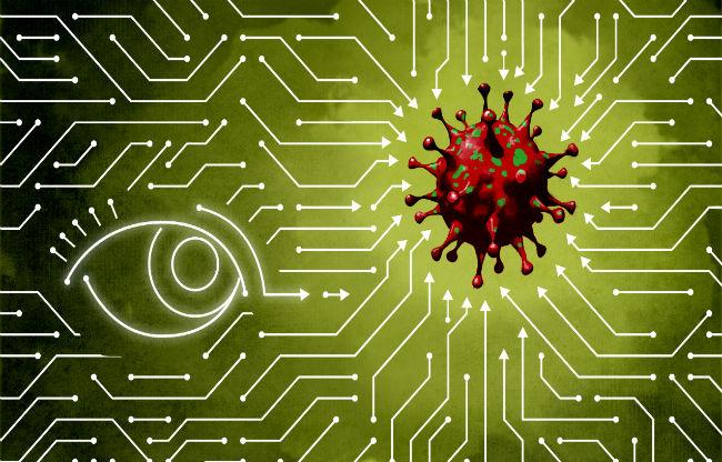 inteligencia artificial coronavirus