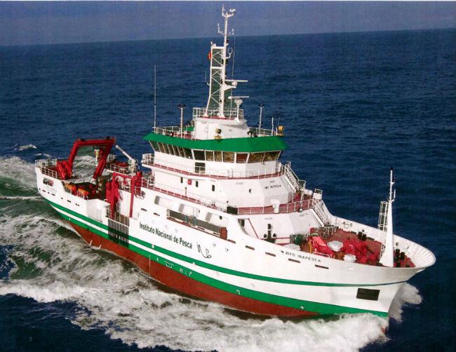 buque de investigacion