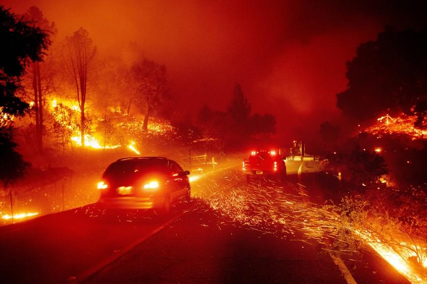 Envía México apoyo para combatir incendios en California