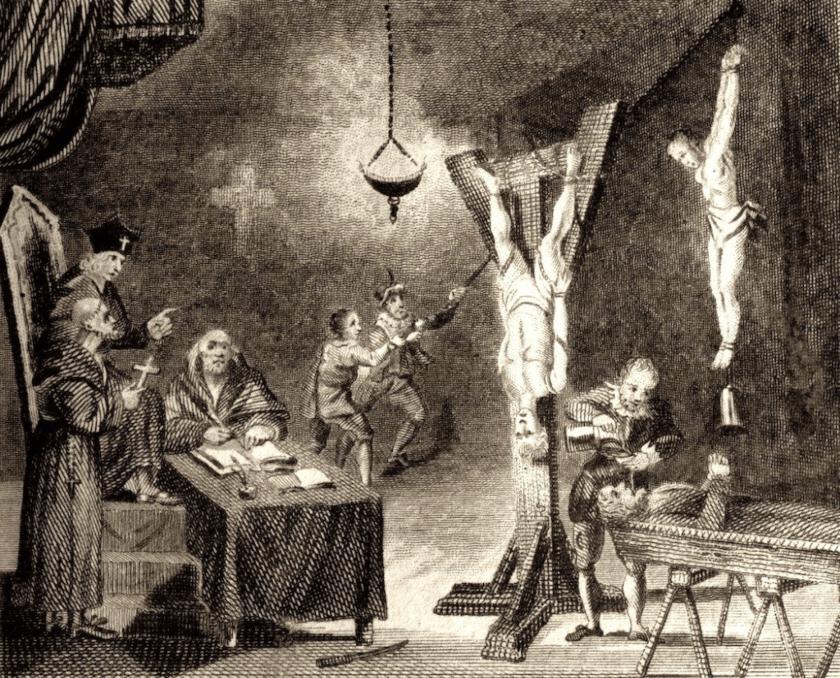 oscurantismo inquisicion