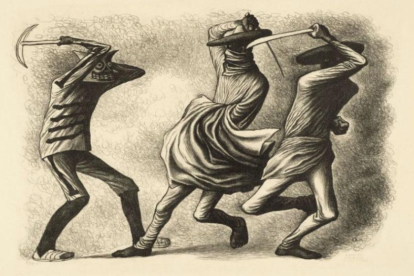 tecolotero machetazos