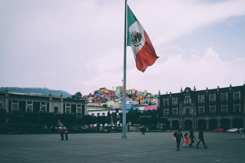 decir mexico