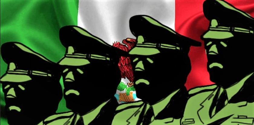 Ejército, militares, caso Ayotzinapa