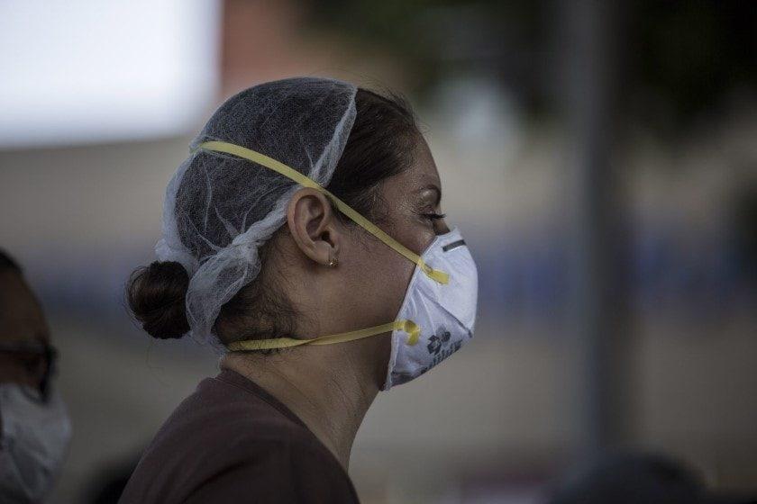 muertes en el personal médico por covid